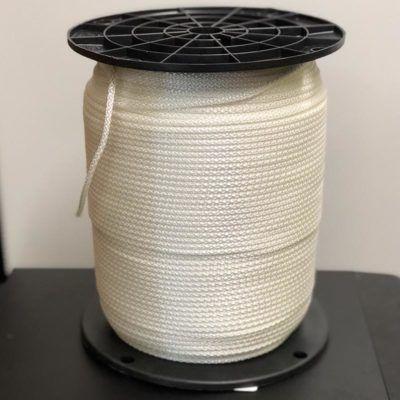Nylon Cord (1/8″ X 1000′ Per Roll)